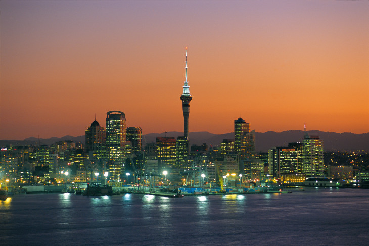 世界生活環境調査・都市ランキング×オークランド3位