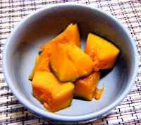 NZかぼちゃの煮付け