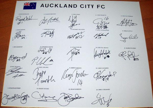 Auckland City FC 2006