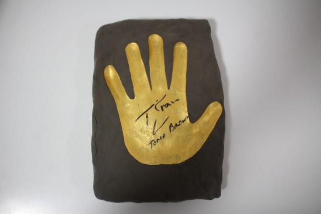 トニー・ブラウン手形