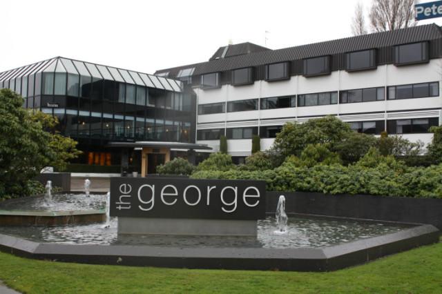 ザ・ジョージ・ホテル