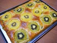 ワンボウル・キウイケーキ