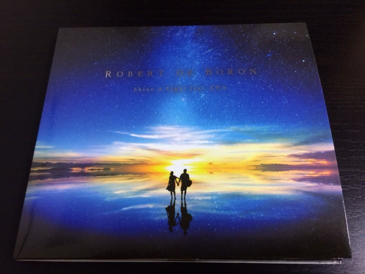 ROBERT DE BORON Shine A Light feat. AWA