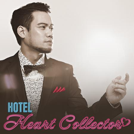 JAY'ED concert tour 2014 出張!!! HOTEL HEART COLLECTOR