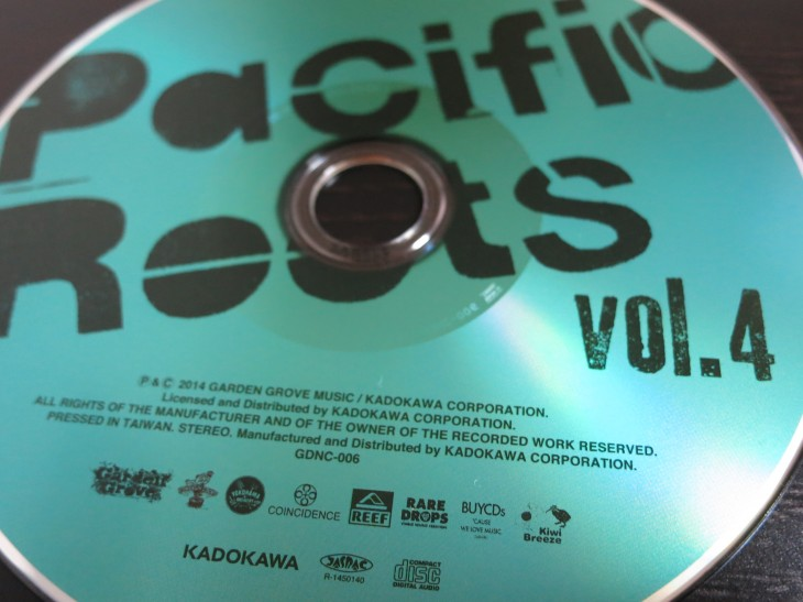 Pacific Roots Vol.4×Pacific Roots FEST 2014