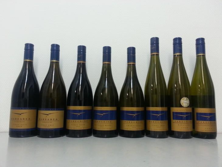 Breeze Shop × Peregrine(ニュージーランド産ワイン)