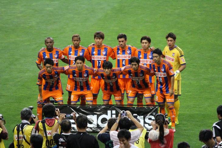天皇杯3回戦 アルビレックス新潟VS V・ファーレン長崎
