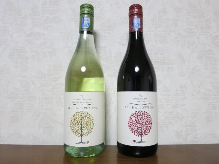 Breeze Shop ×ALL HALLOW'S EVE (ニュージーランド産ワイン)