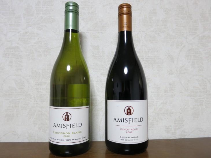 Breeze Shop ×  Amisfield (ニュージーランド産ワイン)