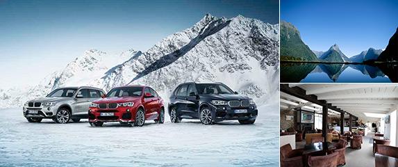 BMW Alpine xDrive in New Zealand