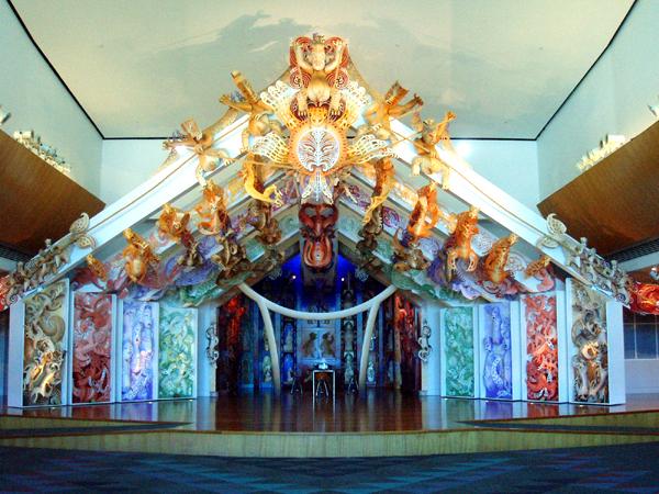 地球上で最も素敵な美術館25 × ニュージーランド国立博物館テ・パパ・トンガレワ
