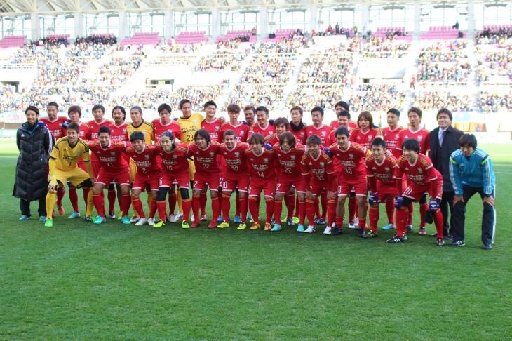 JPFA チャリティーサッカー2014 × 舞行龍ジェームズ