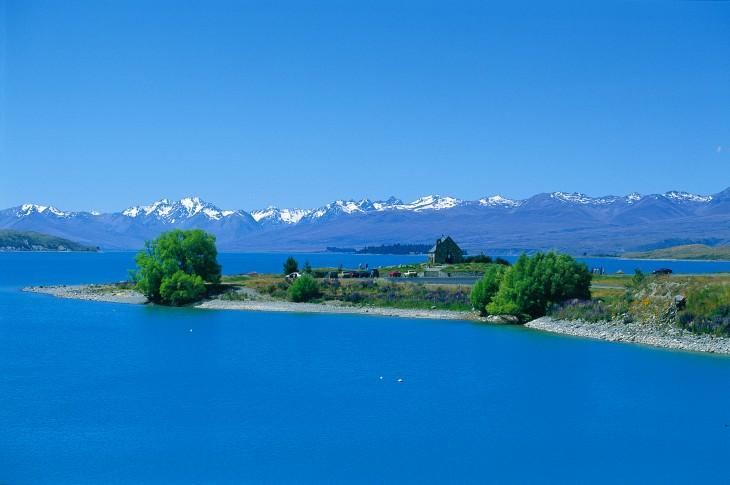 ニュージーランド 世界一の星空を求めて