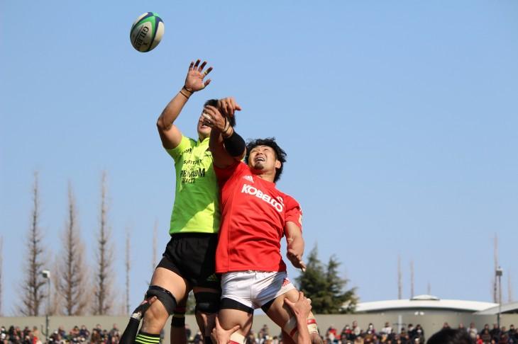 ラグビー日本選手権2回戦 サントリーサンゴリアスvs神戸製鋼コベルコスティーラーズ レポート