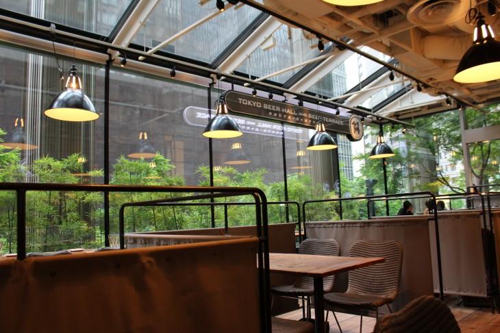 東京ビアホール&ビアテラス14 × COEDO 伽羅 -Kyara-