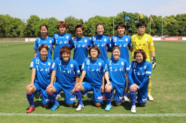 ASエルフェン埼玉VS アルビレックス新潟レディース レポート