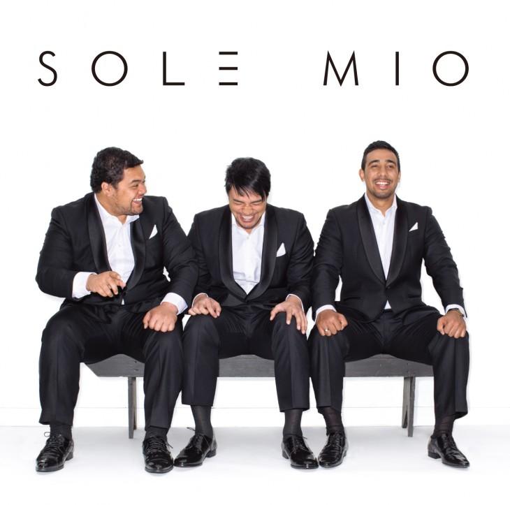 サモア系 ニュージーランド人 ボーカルトリオ「SOL3 MIO (ソレ・ミオ)」