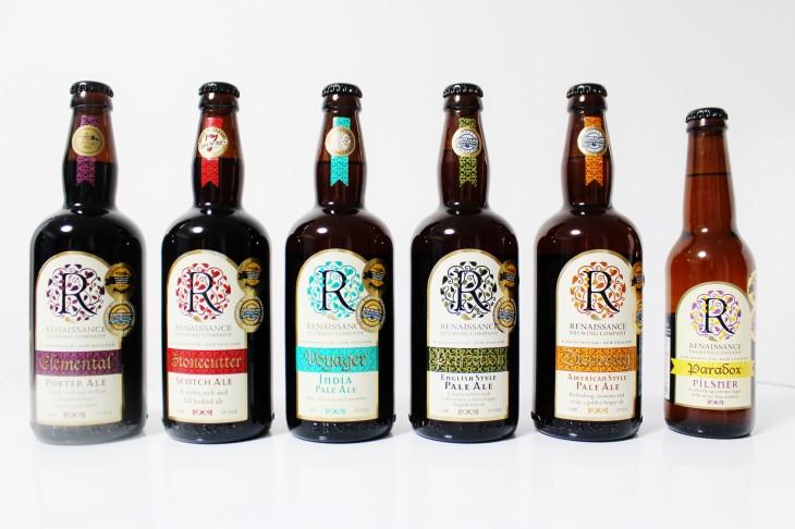 ルネサンスビール ニュージーランドビール