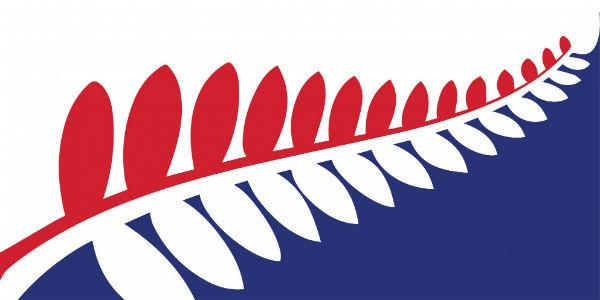 ニュージーランド 国旗デザイン候補 40作品を公表