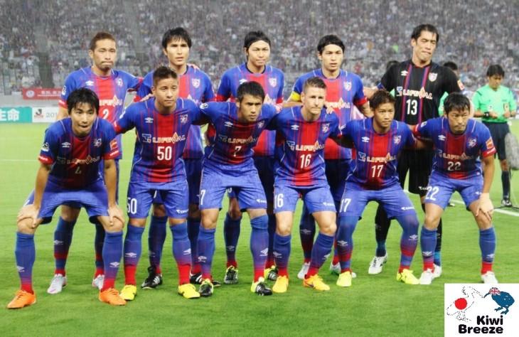 8/16  FC東京 vs ガンバ大阪 味の素スタジアム レポート