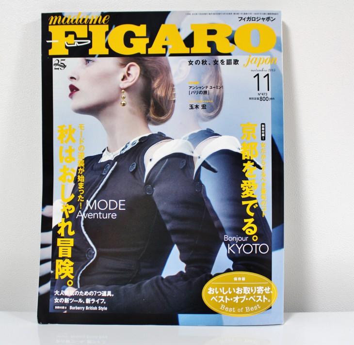 フィガロ × ストークIPA 掲載