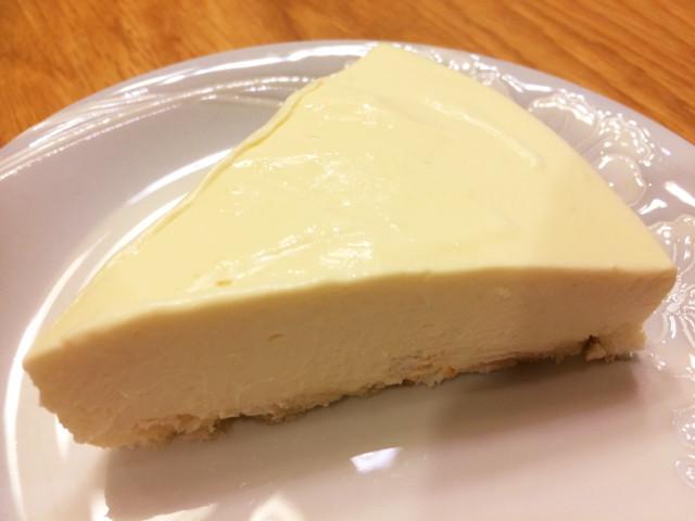 NZ産クリームチーズのレアチーズケーキ