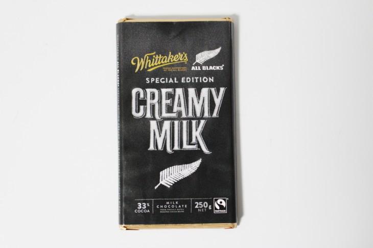 ウィッタカー チョコレート (オールブラックスver ) × ブリーズオンラインショップ