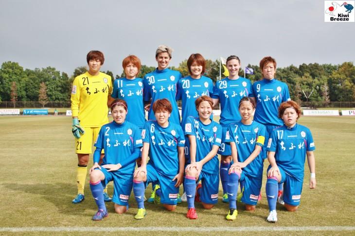 ASエルフェン埼玉vs スペランツァFC大阪高槻 レポート