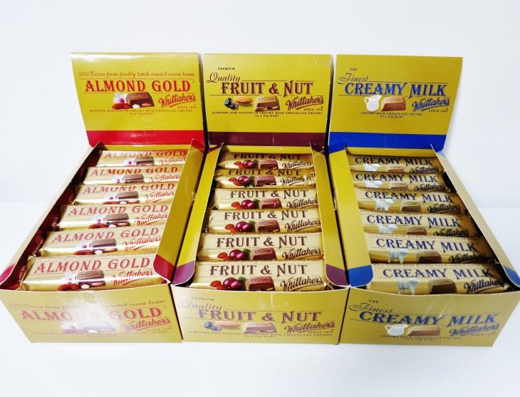 ウィッタカー チョコレート 新商品 × ブリーズオンラインショップ