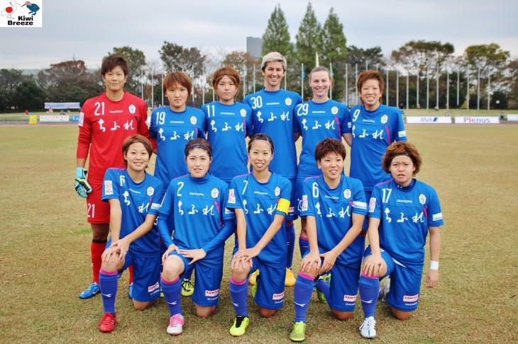 ASエルフェン埼玉vs伊賀フットボールクラブくノー レポート