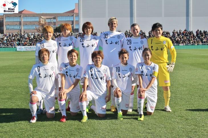 皇后杯 準々決勝 ASエルフェン埼玉vs INAC神戸レオネッサ レポート