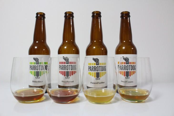 ニュージーランドビール パロットドッグ テイスティング会