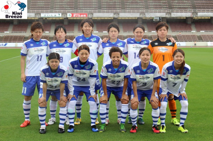 コノミヤ・スペランツァ大阪高槻 vs 浦和レッドダイヤモンズレディース レポート