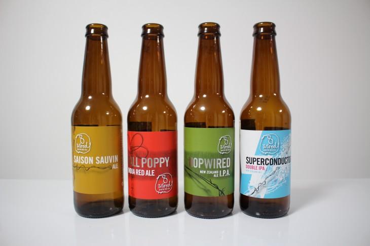 ニュージーランドビール テイスティング会