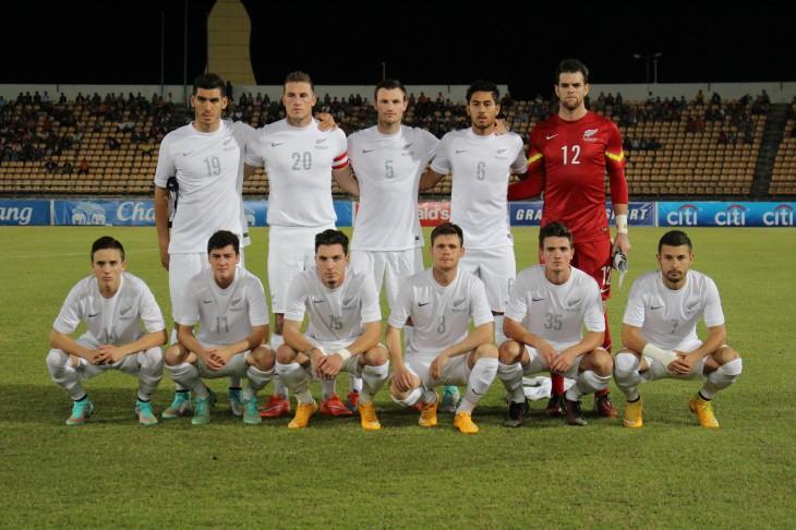 サッカーニュージーランド代表 ワールドカップオセアニア予選