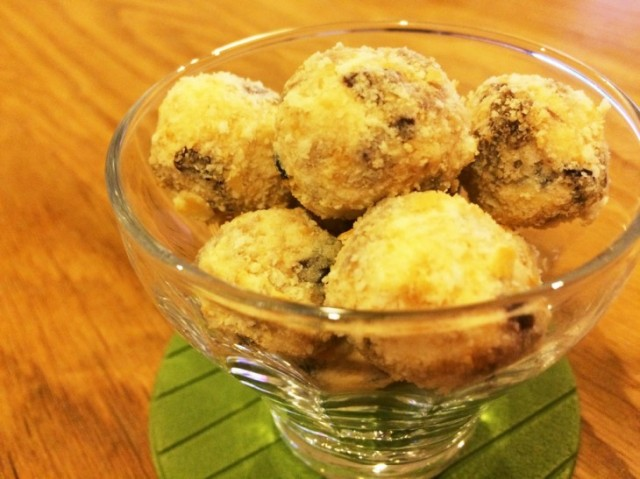 NZ産クリームチーズのおつまみボール