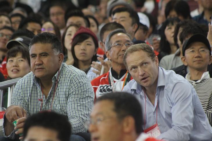 トニー・ブラウン ラグビー日本代表 アシスタントコーチ