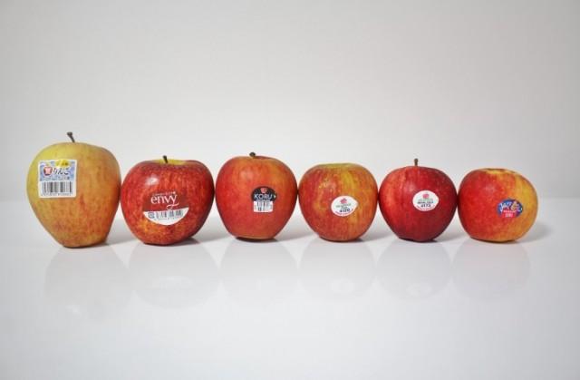 ニュージーランド産りんご