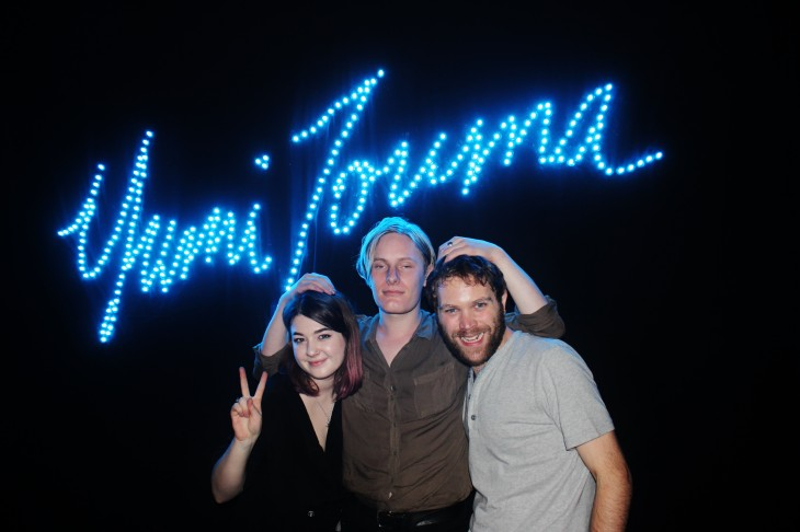 Yumi Zouma Japan Tour 2016 in 東京