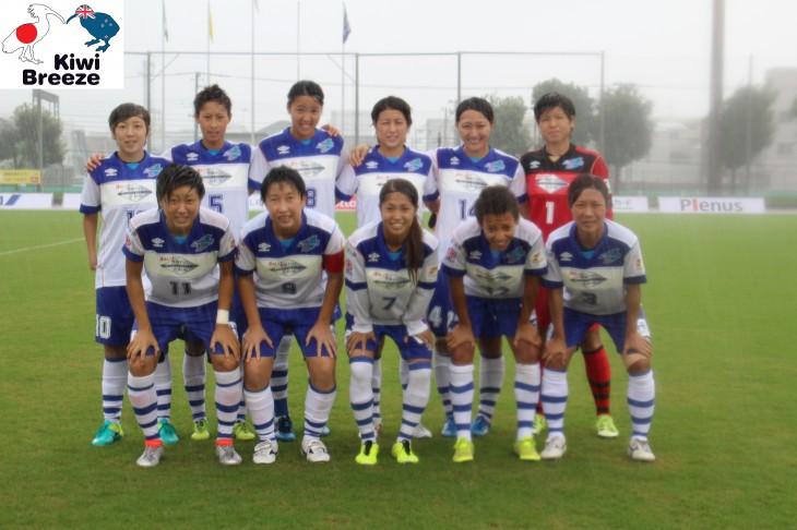 コノミヤ・スペランツァ大阪高槻 vs 日テレ・ベレーザ レポート