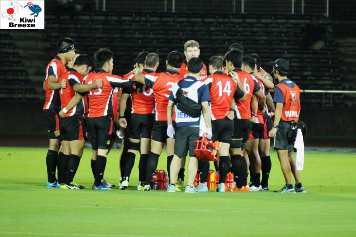トップリーグ 2016-2017 第2節 キヤノン vs ヤマハ