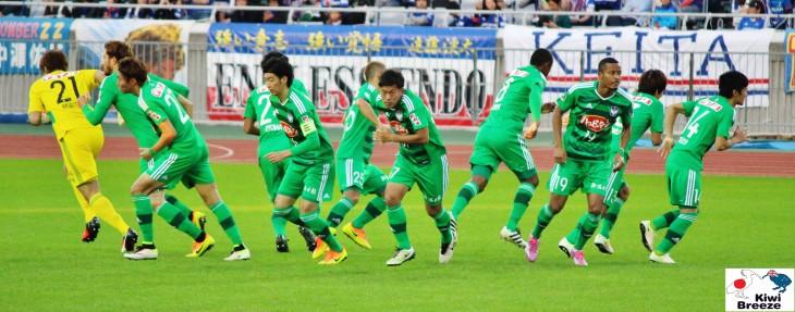 天皇杯 アルビレックス新潟vs横浜Fマリノス レビュー