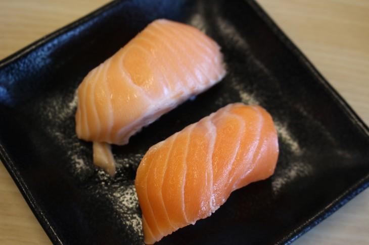 【スシロー】 ニュージーランドの海から絶品!鮭の王様が来日!