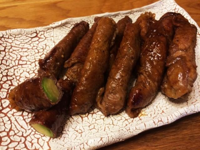 ニュージーランド産アボカドの肉巻き