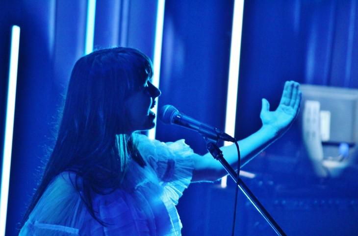 キンブラ (Kimbra)東京公演 レポート