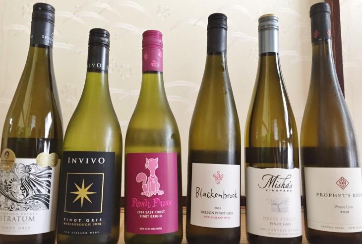 ピノ・グリの会~ニュージーランドワイン会 開催報告