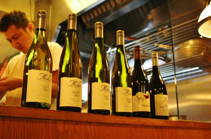 ミーシャズ・ヴィンヤード × Ebizo ワインメーカーズディナー 開催報告