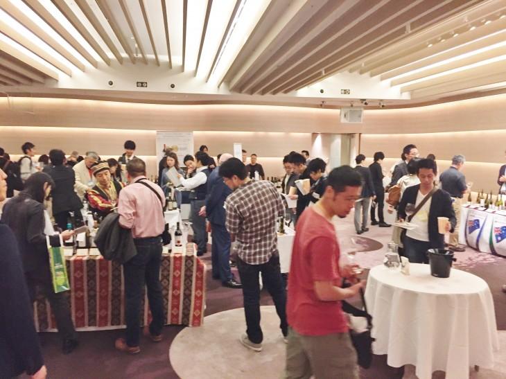ワインコンプレックス TOKYO 2017-18 レポート