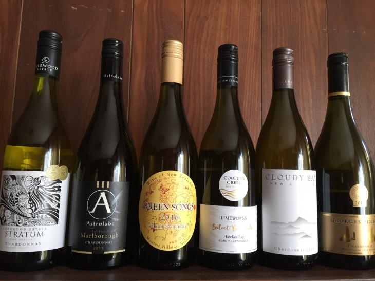 シャルドネの会~ニュージーランドワイン会 開催報告