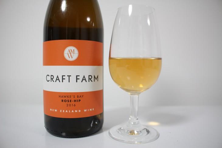 """オーガニック栽培で作られたニュージーランドの""""オレンジワイン"""""""